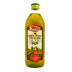 100% Pure Olive Oil