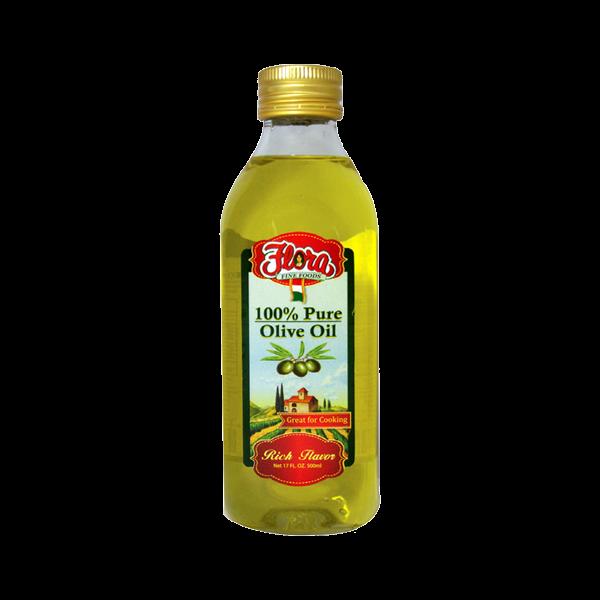 100% Pure Olive Oil 500 ML