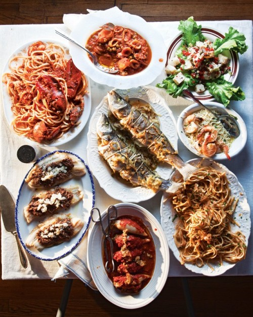 Feast of the seven fishes christmas eve with your italian for 7 fishes christmas eve