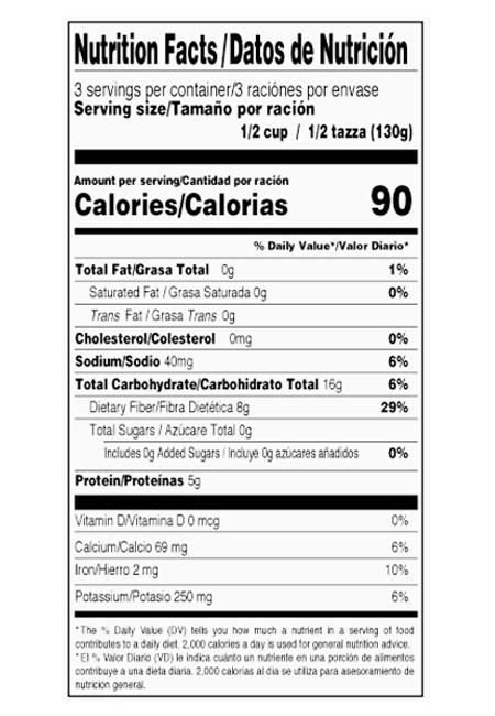 Organic Cannellini Beans - Flora Fine Foods