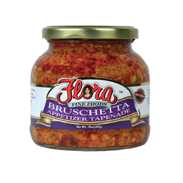 Bruschetta Appetizer Topping