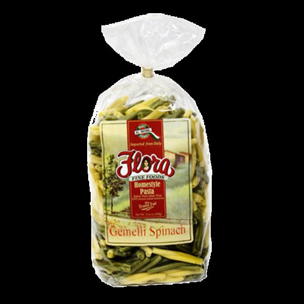 Gemelli Spinach Homestyle Pasta