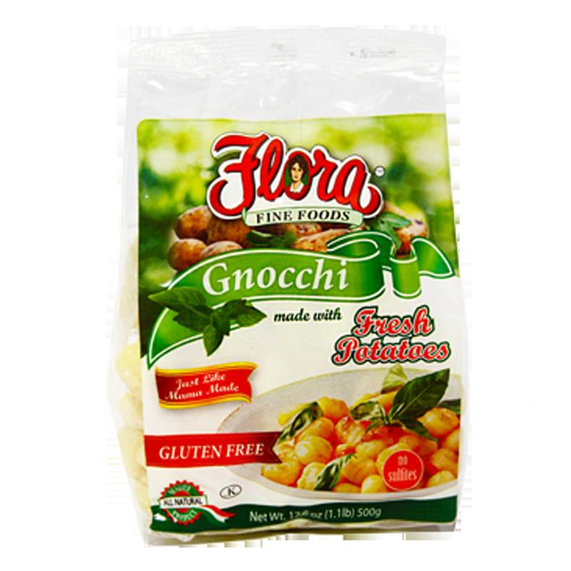 Gnocchi Gluten Free Potato Pasta