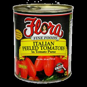 Italian Peeled Tomatoes 28 OZ