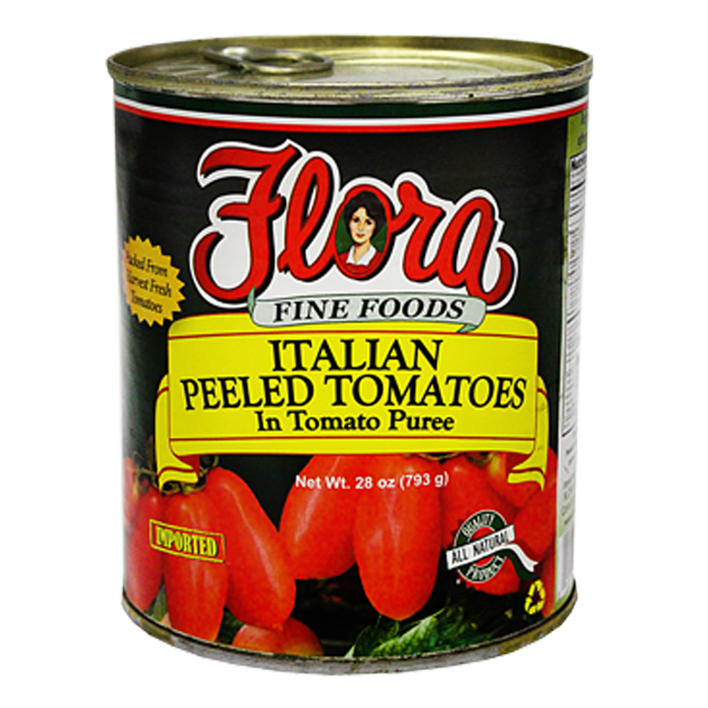 Italian Peeled Tomatoes 28 OZ