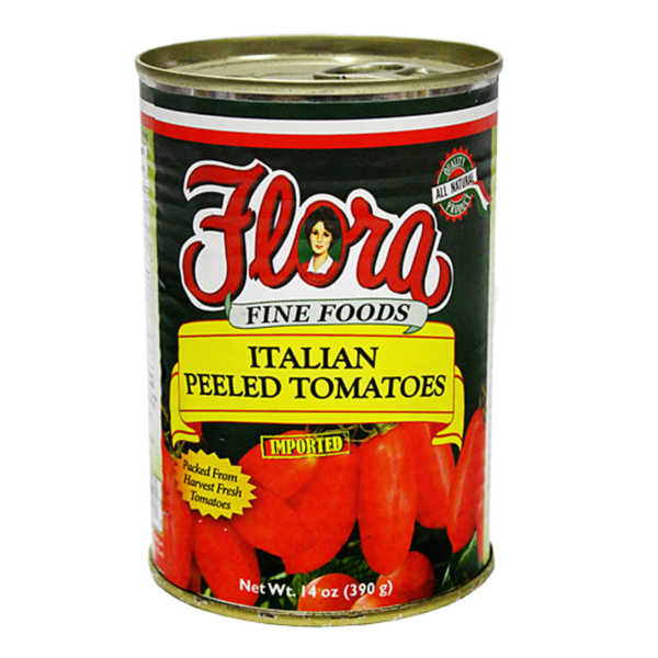 Peeled Italian Tomatoes 14 OZ