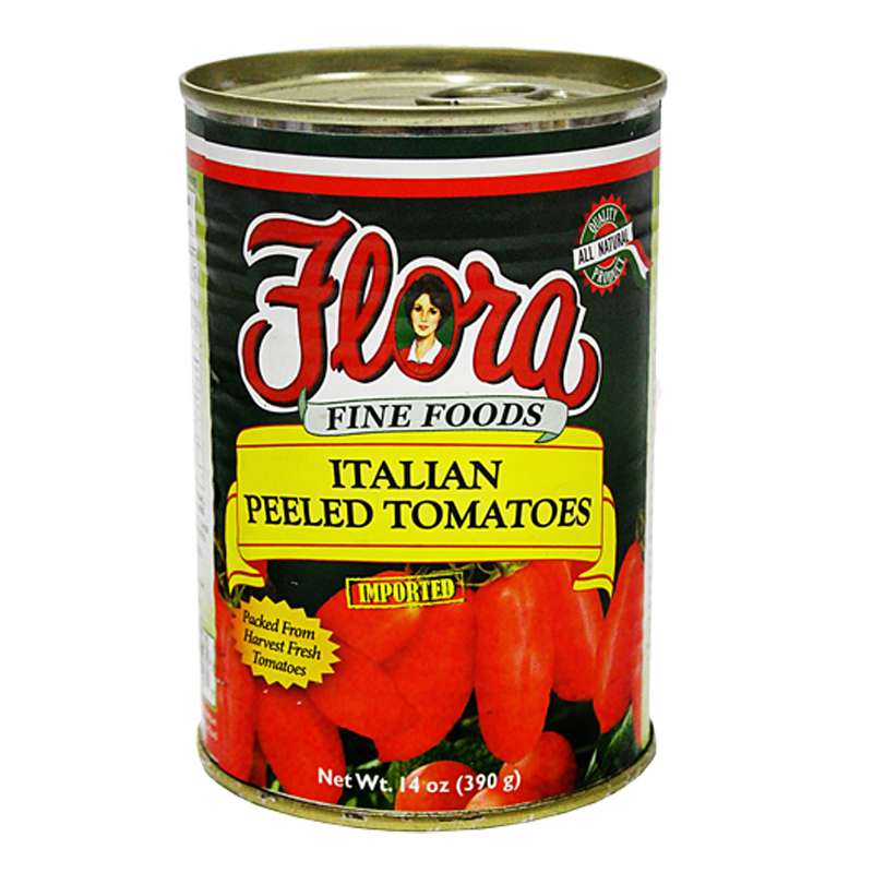 Peeled Italian Tomatoes 14 OZ