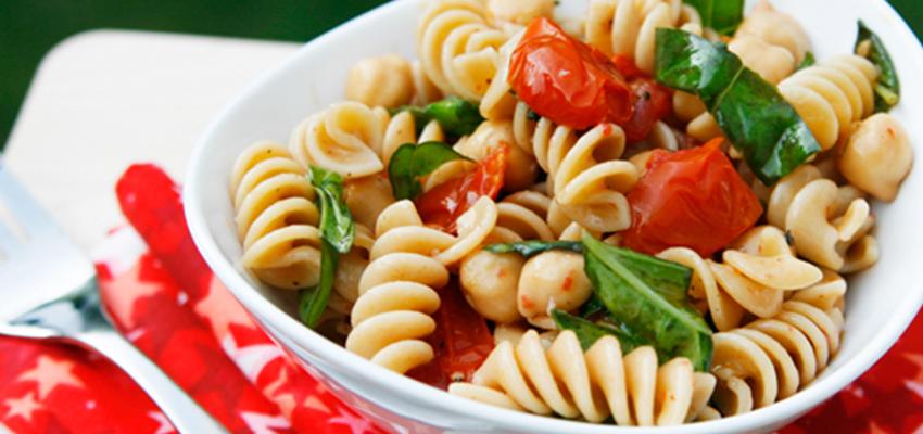 Flora Whole Wheat Fusilli Pasta Salad Flora Fine Foods