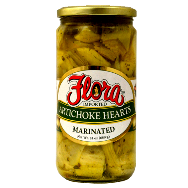 Artichokes Marinated Hearts