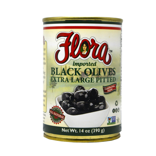 Black Olives Extra Large Pitted