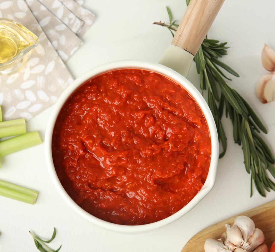 Authentic Italian Pasta & Pizza Sauce