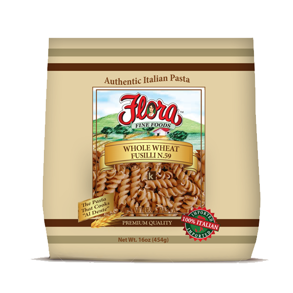 Fusilli N.99 Whole Wheat