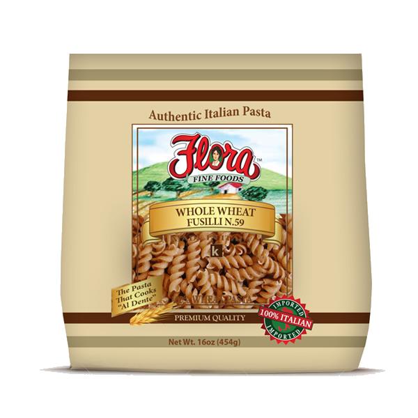 Fusilli N.99 Whole Wheat