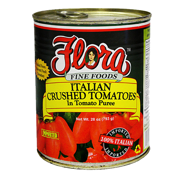 Italian Tomatoes Crushed