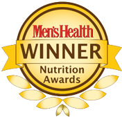 Men's Health - Nutrition Award Winner