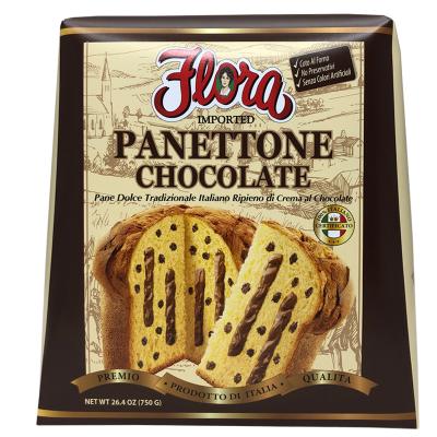panettone chocolate