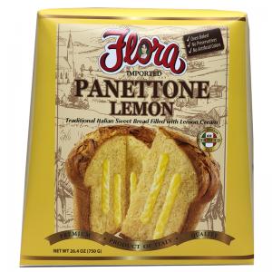 panettone lemon