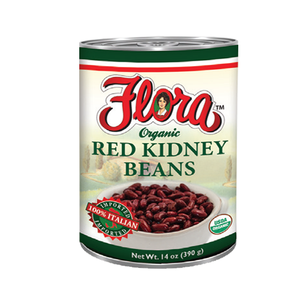 Organic Red Kidney Beans