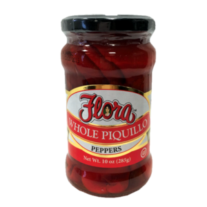 Whole Piquillo